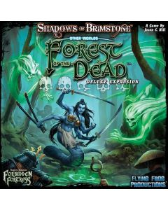Shadows of Brimstone: Forest of the Dead Deluxe OtherWorld Expansion