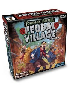 Shadows of Brimstone: Feudal Village Expansion