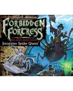 Shadows of Brimstone: Jorogumo Spider Queen XL Enemy Pack