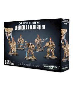 Warhammer 40k: Adeptus Custodes: Custodian Guard Squad