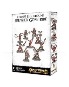 Warhammer AoS: Khorne Bloodbound: Frenzied Wartribe