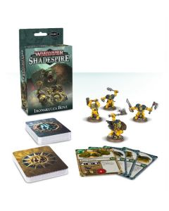 Warhammer Underworlds: Shadespire: Ironskull's Boyz
