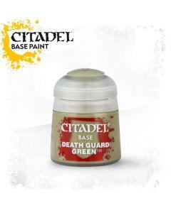 Citadel Base Paint: Death Guard Green