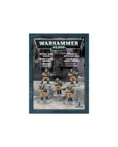 Warhammer 40k: Astra Militarum Cadians