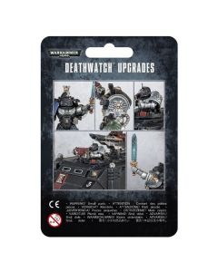 Warhammer 40k: Deathwatch Upgrades
