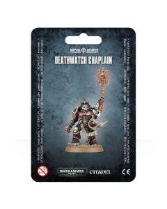Warhammer 40k: Deathwatch Chaplain