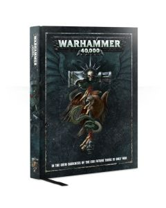 Warhammer 40k: Rulebook (8th Edition)