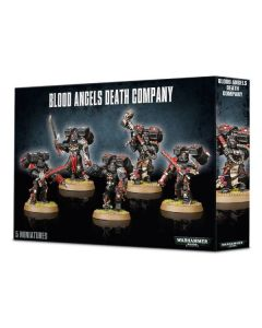Warhammer 40k: Blood Angels Death Company