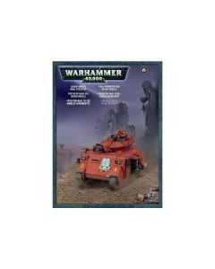 Warhammer 40k: Blood Angels Baal Predator