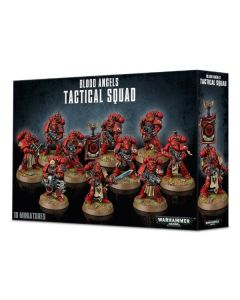 Warhammer 40k: Blood Angels: Tactical Squad