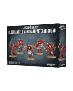 Warhammer 40k: Blood Angels Vanguard Veteran Squad