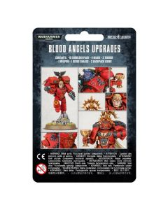 Warhammer 40k: Blood Angels Upgrades