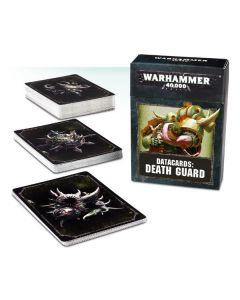 Warhammer 40k: Datacards: Death Guard