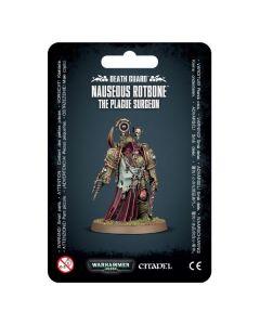 Warhammer 40k: Death Guard: Nauseous Rotbone, the Plague Surgeon
