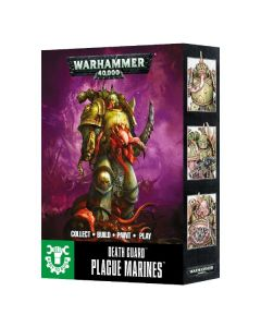 Warhammer 40k: Death Guard: Easy To Build Plague Marines