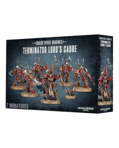 Warhammer 40k: Chaos Space Marines: Terminator Lord's Cadre