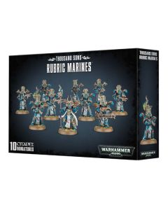 Warhammer 40k: Thousand Sons: Rubric Marines