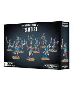 Warhammer 40k: Thousand Sons: Tzaangors