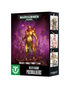 Warhammer 40k: Death Guard: Easy To Build Poxwalkers