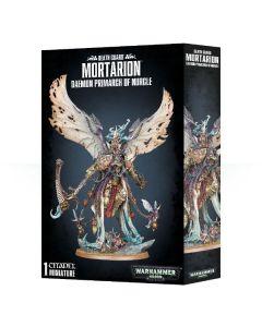 Warhammer 40k: Death Guard: Mortarion Daemon Primarch of Nurgle