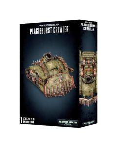 Warhammer 40k: Death Guard: Plagueburst Crawler