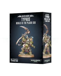 Warhammer 40k: Death Guard: Typhus Herald of the Plague God