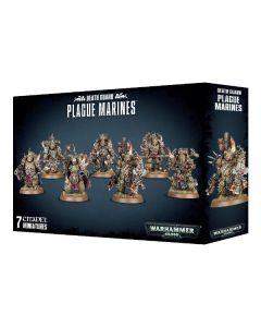Warhammer 40k: Death Guard: Plague Marines
