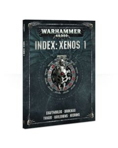 Warhammer 40k: Index: Xenos 1