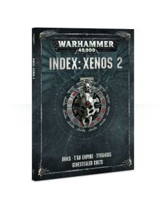 Warhammer 40k: Index: Xenos 2