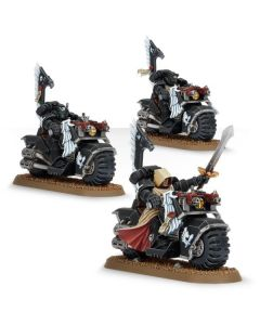 Warhammer 40k: Dark Angels Bike Squad