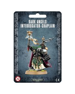 Warhammer 40k: Dark Angels Interrogator-Chaplain
