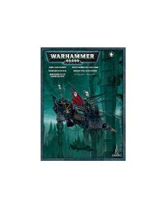 Warhammer 40k: Dark Eldar: Ravager