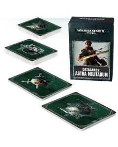 Warhammer 40k: Datacards: Astra Militarum