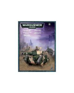 Warhammer 40k: Astra Militarum Leman Russ Battle Tank