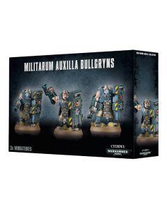Warhammer 40k: Militarum Auxilla Bullgryns