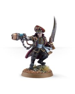 Warhammer 40k: Officio Prefectus Commissar