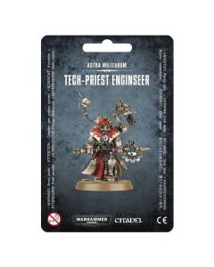 Warhammer 40k: Astra Militarum Tech-Priest Enginseer
