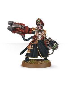 Warhammer 40k: Commissar Yarrick