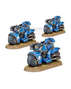 Warhammer 40k: Space Marine: Bike Squad
