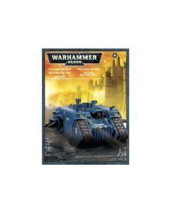 Warhammer 40k: Space Marine: Landraider