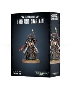 Warhammer 40k: Space Marines: Primaris Chaplain