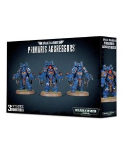 Warhammer 40k: Space Marines: Primaris Agressors