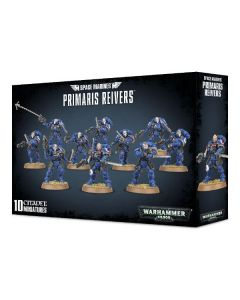Warhammer 40k: Space Marines: Primaris Reivers