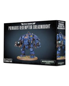 Warhammer 40k: Space Marines: Primaris Redemptor Dreadnought