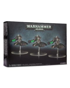 Warhammer 40k: Necron Destroyers