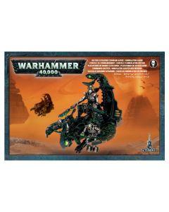 Warhammer 40k: Necron Catacomb Command/Annihil Barge