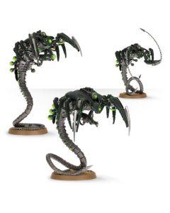 Warhammer 40k: Necron Canoptek Wraiths