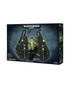 Warhammer 40k: Necron Tesseract Vault