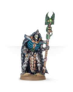 Warhammer 40k: Necrons: Trazyn the Infinite