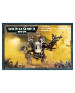 Warhammer 40k: Orks: Deff Dread